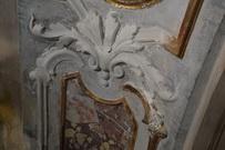 I primi interventi di restauro